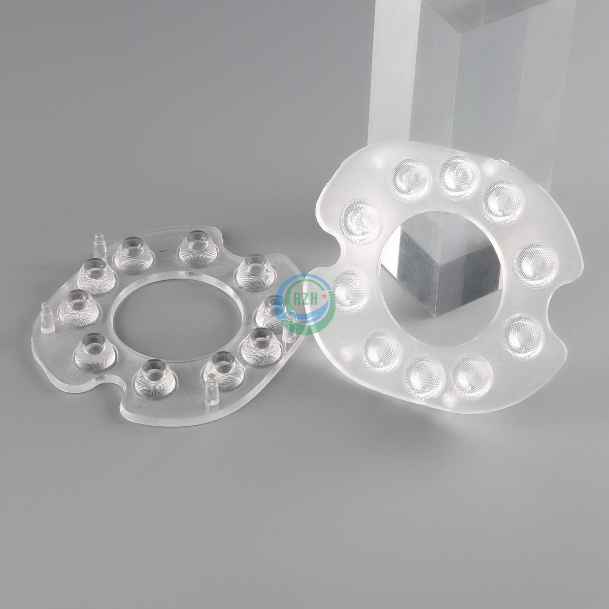 红外透镜 球机系列:RZH-10 IN 1-100ZM(3535)